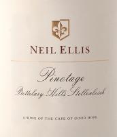 Preview: Pinotage Bottelary Hills 2018 - Neil Ellis
