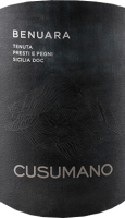 Voorvertoning: Benuara Terre Siciliane IGT 2018 - Cusumano