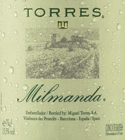 Milmanda Chardonnay DO 2016 - Miguel Torres von Miguel Torres