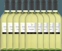 9-pack - White Mulled Wine Herrenhaus Feuerzauber 1,0 l - Lergenmüller