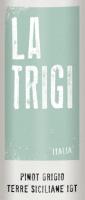 Voorvertoning: Pinot Grigio Terre Siciliane IGT 2019 - La Trigi
