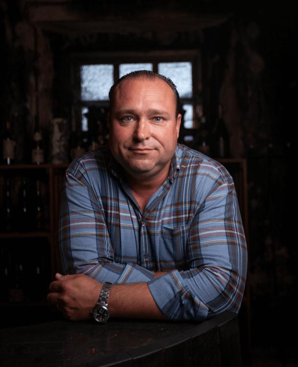 The winegrower Nik Weis