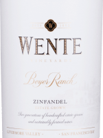 Voorvertoning: Beyer Ranch Zinfandel 2018 - Wente Vineyards