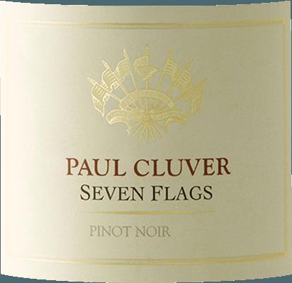 Seven Flags Pinot Noir Estate Wine Elgin Valley 2016 - Paul Cluver von Paul Cluver