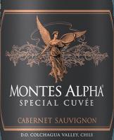 Voorvertoning: Montes Alpha Special Cuvée Cabernet Sauvignon 2017 - Montes