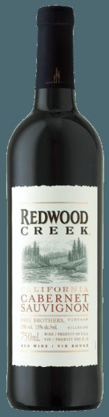De Cabernet Sauvignon Redwood Creek van Frei Brothers presenteert zich in het glas in een donkere robijnrode kleur en verleidt met aroma's van frambozen en bramen, die worden ondersteund door delicate vanille. Deze ronde en volle rode wijn uit Californië is zacht in de mond. Tonen van cacao en braambessenjam leiden naar een lange afdronk. Aanbevolen voedsel voor de Cabernet Sauvignon Redwood Creek van Frei Brothers Geniet van deze droge rode wijn bij steaks en spareribs of bij een mousse van pure chocolade.