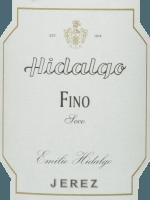 Voorvertoning: Fino Jerez Seco - Emilio Hidalgo