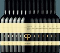 12er Vorteils-Weinpaket - Mandus Primitivo di Manduria DOC 2018 - Pietra Pura