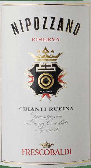 De Nipozzano Riserva Chianti Rufina DOCG van het Frescobaldi wijnhuis Castello di Nipozzano toont een helder, krachtig paarsrood. Het intense en complexe bouquet wordt gedomineerd door florale en fruitige aroma's zoals framboos, braambes en bosbes, gevolgd door geroosterde en kruidige tonen zoals nootmuskaat, koffie en thee. In de mond is deze Chianti Riserva van Frescobaldi warm, zacht en aangenaam kruidig met mooi geïntegreerde tannines. Fris en elegant, deze rode wijn uit Toscane glijdt in een lange en langdurige afdronk. Productie van de Nipozzano Chianti Rufina Riserva door Frescobaldi Deze historische rode wijn van Castello di Nipozzano is voornamelijk gemaakt van Sangiovese, met kleine hoeveelheden van andere toegestane druivensoorten. Daaronder zijn traditionele druiven, zoals Malvasia Nera en Colorino, maar ook Merlot en Cabernet Sauvignon. De winter van 2014 was vrij zacht, de lente, die ook zacht was, zorgde ervoor dat de wijnstokken vroeg uitliepen. De bijzonder frisse zomer met goed verdeelde regenval heeft de groei van de wijnstokken vertraagd. Eind juli en in de eerste week van augustus registreerde Castello di Nipozzano bijzonder hoge temperaturen, die de aanzet gaven tot de kleurverandering van de druiven voor de Nipozzano Chianti Rufina Riserva. Ook het verschil in temperatuur tussen dag en nacht bevorderde de rijping. Het zeer goede weer in september garandeerde een evenwichtige rijping, wat gezonde druiven van de beste kwaliteit opleverde. Na de gisting op de schillen rijpt de wijn gedurende 24 maanden, deels in houten vaten en deels in roestvrijstalen tanks. Spijsadvies voor de Nipozzano Riserva Chianti Rufina van Frescobaldi Wij bevelen deze top rode wijn van het prestigieuze wijnhuis Castello di Nipozzano van Frescobaldi aan bij rood gegrild vlees, gebraden lamsvlees en gerijpte Pecorino. Prijzen voor de Nipozzano Chianti Riserva Mundus Vini: Gold & Best of Show Chianti Robert Parker: 91 punten voor 2013 James Suckling: 91 punten voor 2013 Bib