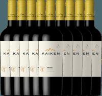 Voorvertoning: 9er Vorteils-Weinpaket - Kaiken Malbec 2019 - Viña Kaiken