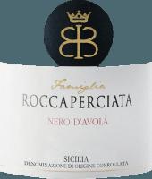 Voorvertoning: Roccaperciata Nero d'Avola Sicilia IGT 2019 - Roccaperciata
