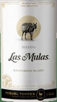 Voorvertoning: Las Mulas Sauvignon Blanc 2019 - Miguel Torres Chile