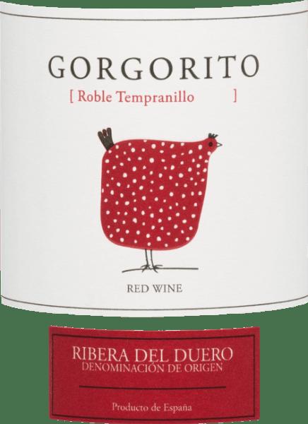 De Gorgorito Tempranillo van Bodegas Copaboca is een zuivere rode wijn met een sterke robijnrode kleur in het glas. De neus wordt bedorven door fijne aroma's van rode bessen - vooral aalbes en braam. Daarbij komen fijne tonen van vanille, balsamico, vers gebrande koffie en filigrane houtnuances. Ook in de mond komen weelderige bessenaroma's tot uiting. Deze rode wijn uit Spanje is heerlijk evenwichtig, heeft een goede structuur en toont onvergetelijke kruidige hints in de middenfinish. Vinificatie van deGorgorito Tempranillo De druiven voor deze Spaanse rode wijn worden met de hand geoogst in het wijnhuis Copaboca. Deze rode wijn krijgt zijn fijne en kruidige karakter door de rijping van 5 maanden in houten vaten van Frans en Amerikaans eikenhout. Spijs aanbeveling voor de Copaboca Gorgorito Tempranillo Deze rode wijn uit de regioRibera del Duero is een genot bij varkenspoulet met geroosterde groenten, speenvarken met knoedels en rode kool, maar ook bij een stevige snack. Onderscheidingen voor de Tempranillo Gorgorito Mundus Vini: Goud voor 2016