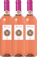 3er Vorteils-Weinpaket - Brezza Rosa Umbria 2019 - Lungarotti