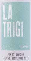 Preview: Pinot Grigio Terre Siciliane IGT 1,5 l Magnum 2019 - La Trigi
