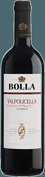 De Valpolicella DOC Classico van Bolla heeft een intense robijnrode kleur. Het bouquet onthult fruitige aroma's van bessen en kersen, evenals tonen van amandelen, ondersteund door vanille en complexe specerijen van de vatlagering. In de mond is deze populaire Italiaanse rode wijn fijn gestructureerd en sappig. Het mondt uit in een aangenaam aanhoudende afdronk. Food Pairing / Voedingsadvies voor deValpolicella DOC Classico by Bolla Een heerlijk ongecompliceerde begeleider van diverse gerechten, zoals vegetarische pizza, rijke pastagerechten, zalm, gegrild rood vlees en zachte kazen.
