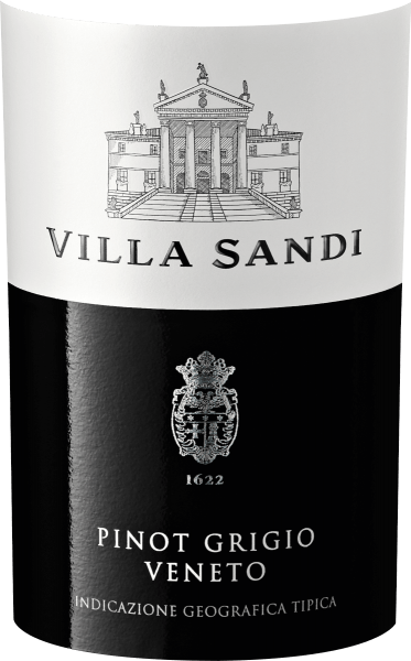 Pinot Grigio delle Venezie DOC 2019 - Villa Sandi von Villa Sandi