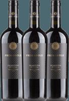 3er Vorteils-Weinpaket - Primasole Primitivo 2018 - Cielo e Terra