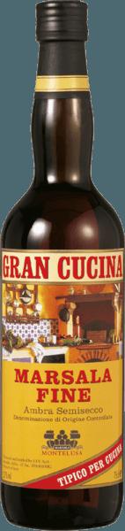 Gran Cucina Marsala Fine DOC - BCA 1875