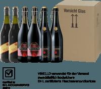 Voorvertoning: 6er Probierpaket - erdbeer-fruchtiges Trinkvergnügen mit Fragolino