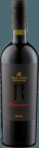 DeRipensato R IGT van Palazzo Pisano verschijnt in het glas in een intense kersenrode kleur en ontvouwt kruidige aroma's van gedroogd fruit en donkere bessen. In de mond zijn de fijne tannines merkbaar, die deze rode wijn uit Italië aan zijn rijkdom en fluweelzachtheid helpen. Aanbevolen voedsel voor deRipensato R IGT van Palazzo Pisano Geniet van deze droge rode wijn bij krachtige gerechten met varkens- en rundvlees, gebraad in donkere sauzen, gegrild vlees, maar ook lam en wild. Prijzen voor deRipensato R IGT van Palazzo Pisano Berlin Winetrophy: Goud (jaargangen 2008, 2010, 2013)