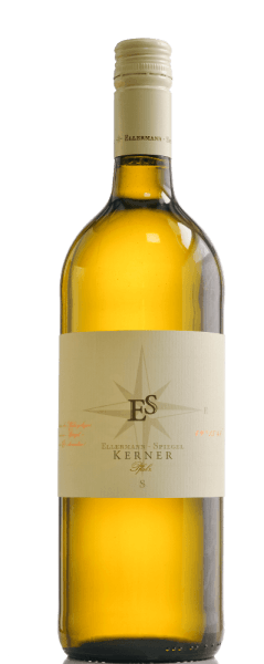 Kerner feinherb 1,0 l 2019 - Ellermann-Spiegel