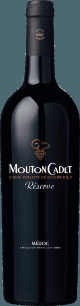 Mouton Cadet Réserve Médoc 2016 AOC - Baron Philippe de Rothschild von Baron Philippe de Rothschild SA