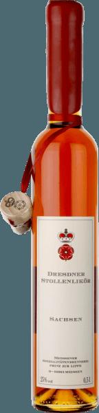 Dresdner Stollenlikör 0,5 l - Prinz zur Lippe von Schloss Proschwitz Prinz zur Lippe