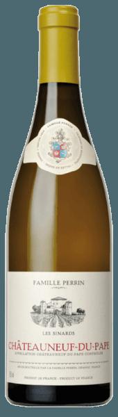 Les Sinards Blanc Châteauneuf du Pape AOC 2017 - Perrin & Fils