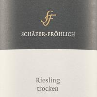 Voorvertoning: Riesling trocken 2020 - Schäfer-Fröhlich