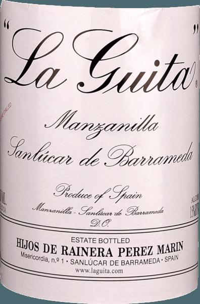 La Guita Manzanilla - Hijos de Rainera Pérez Marin von La Guita / Hijos de Rainera Pérez Marin