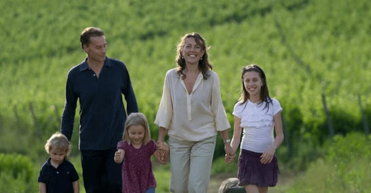 The Antonini family from Poggiotondo