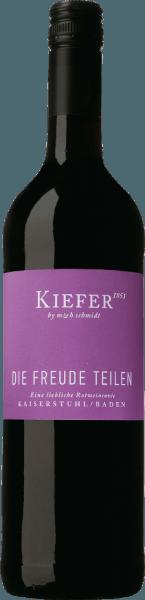 Die Freude teilen - Weingut Kiefer