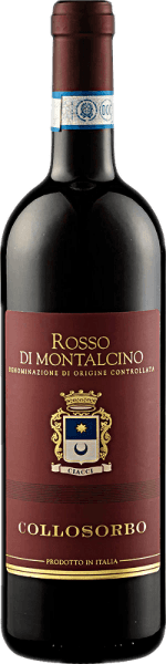 De Rosso di Montalcino DOC uit Collosorbo toont zich in het glas in een prachtig robijnrood en met de heerlijke fruitaroma's van rijpe kersen en wilde bessen. Dit wordt vergezeld door een discreet vleugje chocolade. Deze rode wijn uit Toscane is een frisse en fluweelzachte wijn, die een levendige zuurgraad heeft. Een elegante wijn met een opmerkelijke structuur en persistentie. Vinificatie van de Rosso di Montalcino DOC uit Collosorbo Na de handmatige oogst werden de druiven voor deze Sangiovese bij een gecontroleerde temperatuur vergist en op de schillen geweekt. De rijping van deze rode wijn vond plaats in Slavonische en Franse eiken vaten gedurende ongeveer 12 maanden met verdere rijping in de fles gedurende ten minste 6 maanden. Spijsadvies voor de Rosso di Montalcino DOC van Collosorbo Geniet van deze droge rode wijn bij pasta met tomatensaus, delicate gerechten met varkens- en rundvlees of bij zachte en harde kazen.