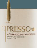 Voorvertoning: Montepulciano d'Abruzzo DOC 2018 - Cipresso