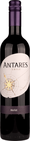 Antares Merlot Central Valley DO 2019 - Santa Carolina