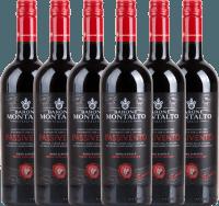 6er Vorteils-Weinpaket Passivento Rosso Terre Siciliane 2019 - Barone Montalto