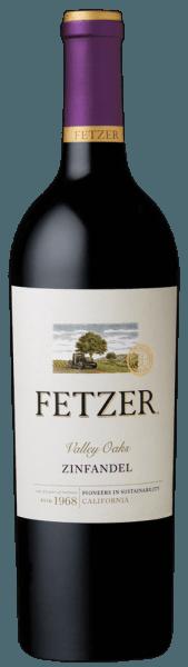 Zinfandel Valley Oaks 2018 - Fetzer von Fetzer Vineyards Weine