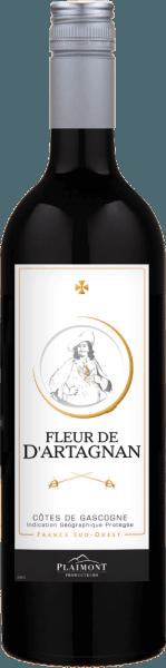 Fleur de d'Artagnan Rouge Côtes de Gascogne 2019 - Plaimont