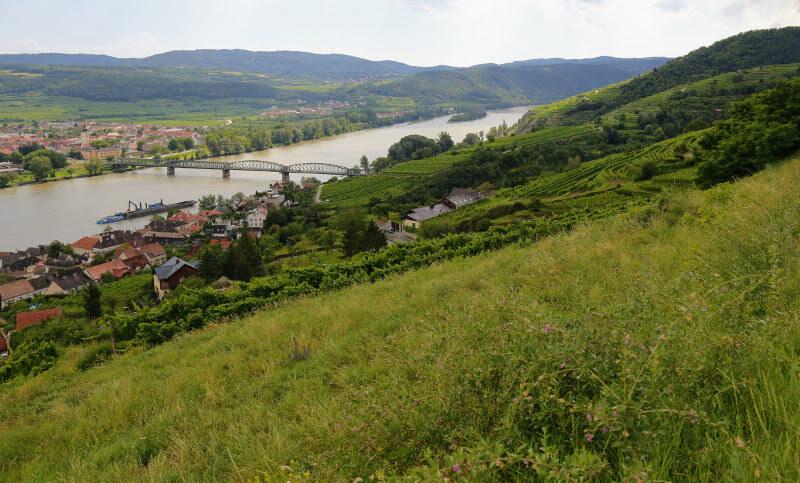 Krems an der Donau und Ried Steiner Schreck