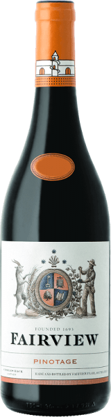 Estate Pinotage 2017 - Fairview Wines