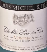 Voorvertoning: Montmain Chablis AOC Premier Cru 2017 - Domaine Louis Michel et Fils