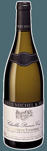 De Chablis Premier Cru Montée de Tonnerre van Domaine Louis Michel et Fils presenteert zich in een heldere strogele tot gouden kleur met groenige reflecties. Het onmiskenbaar complexe bouquet belichaamt de optimale harmonie tussen zachte bloemigheid, aromatisch fruit (witte nectarines, rijpe citrusvruchten, citroenyoghurt) en natuurlijke, minerale frisheid. De krachtige, minerale en zeer sappige smaak biedt een pittige zuurgraad, volheid en elegantie. In de lange afdronk met een licht kruidige nasmaak (kaneel), worden delicate tonen van jodium en een bijna ziltige mineraliteit gecombineerd tot een hint van zeebries. Spijsadvies voor deChablis Premier Cru Montée de Tonnerre van Domaine Louis Michel et Fils Wij bevelen het aan bij vitello tonnato, gerookte zalm, rundercarpaccio, avocado met zeevruchtensalade, verse oesters, gebakken sint-jakobsschelpen, kreeft, gegrilde zeevis en kalfsstoofpot.