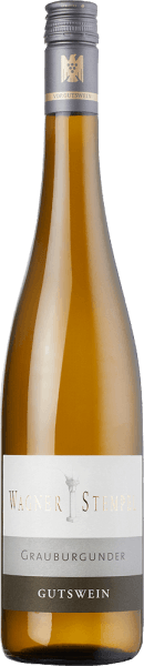 De Pinot Gris dry van Wagner-Stempel uit het Duitse wijnbouwgebied Siefersheim in Rheinhessen is een rasechte, fijne en animerende witte wijn die uitsluitend wordt gevinifieerd van biologisch geteelde druiven. In het glas schittert deze wijn in een helder strogeel met lichtgroene accenten. Fruitige aroma's van sappige peren, tropisch fruit - vooral papaja en meloen - betoveren de neus. Daarbij komen nootachtige hints van amandelen en fijne bosbloesemhoning. In de mond overtuigt deze Duitse witte wijn met zijn minerale body. Het samenspel van prachtige fruitige volheid en fijne, frisse zuren is perfect in balans. Een verkwikkende en evenwichtige witte wijn met een vleugje fruitzoet en een mooie afdronk. Vinificatie van de Wagner-Stempel Pinot Gris De Grauburgunder druiven worden biologisch geteeld en zijn afkomstig van verschillende plaatsen in de wijngaarden van Siefersheim. De bodem bestaat meestal uit zandige tot steenachtige leem met porfier verweerd gesteente in de ondergrond. De druiven worden alleen met de hand geplukt en zijn al geselecteerd in de wijngaarden. Eenmaal in de wijnkelder van Wagner-Stempel, wordt de most gevinifieerd in roestvrijstalen tanks. Voor de rijping worden zowel roestvrijstalen tanks als traditionele stukvaten van Duits eikenhout gebruikt. Spijsadvies voor de Pinot Gris Wagner-Stempel Geniet van deze droge witte wijn uit Duitsland bij kabeljauw met aardappelpuree, knapperige zomersalade met gegrilde tonijn of ook bij jonge kazen.