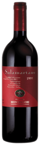 This 100% Sangiovese, also known as Super Tuscan, is an exceptional barrique wine. Der Sòdole IGT by Strozzi exudes a dense richness of aromas similar to those of chocolate and cherry. It is both elegant and powerful, with no annoying corners or edges. Sòdole` has enormous potential and is very sustainable. A wonderful companion to all kinds of dark meat, especially strong pasta and cheese.