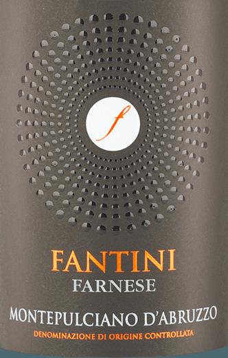 Fantini Montepulciano d'Abruzzo van Farnese Vini uit de Italiaanse wijnstreek Abruzzo is een rasechte, ongecompliceerde en jeugdige rode wijn. In het glas schittert deze wijn in eenprachtig robijnrood met granaatrode reflecties. Het intense bouquet streelt de neus met krachtige aroma's van wilde bessen - frambozen, bramen en subtiele hints van aardbeien worden onthuld. Deze evenwichtige rode wijn is vol in de mond, met lichte tannines die uitmonden in een aangename afdronk. Vinificatie van de Fantini Vini Montepulciano Magnum Na de oogst en de ontlasting werden de druiven voorzichtig geperst. De maceratie en gisting werden binnen 15 dagen voltooid in roestvrijstalen tanks. Aanbevolen voedsel voor de Magnum Farnese Vini Montepulciano Fantini Geniet van deze droge rode wijn uit Italië bij allerlei gerechten uit de Italiaanse keuken, pittige salamispecialiteiten of zelfs bij gerijpte kazen. Prijzen voor de Farnese Vini Fantini Montepulciano Mundus Vini: Zilver voor 2016 Mundus Vini: Goud voor 2015 AWC Vienna International Wine Challenge: Zilver voor 2014 Berlijn Wijn Trofee: Goud voor 2014
