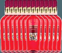 12er Vorteils-Weinpaket - Merlot Rosato 2019 - Tenuta Ulisse
