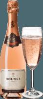 Voorvertoning: 3er Vorteils-Weinpaket - Crémant Brut Rosé Excellence - Bouvet Ladubay