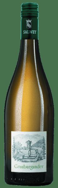 De Pinot Gris Nepomuk van Salwey is een prachtige witte wijncuvée van de druivensoorten Pinot Gris (85%) en Pinot Blanc (15%). Deze witte wijn overtuigt niet alleen met zijn fruitige, citrusrijke bouquet, maar ook met zijn mooie, elegante karakter. In de mond presenteert de witte wijn uit de Kaiserstuhl een prachtig samenspel van fijn bruisend koolzuur, aangename zuren en aroma's van grapefruit en citroen. De aanhoudende finale wordt begeleid door florale nuances. Spijs aanbeveling voor de Salwey Nepomuk Pinot Gris In het aspergeseizoen is de Pinot Gris Nepomuk van Salwey een eersteklas begeleider. De witte wijn wordt ook aanbevolen bij vis in een romige saus.