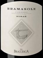 Voorvertoning: Bramasole Syrah Cortona DOC 2017 - La Braccesca